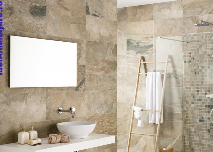 amenajare baie cu faianta gresie