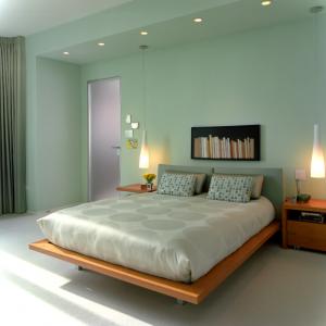 idei7 dormitor verde